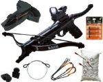 Hori-zone Red Back Deluxe 80lb Pistol Crossbow Package Worth £161.76